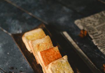 Roti Bakar Teflon