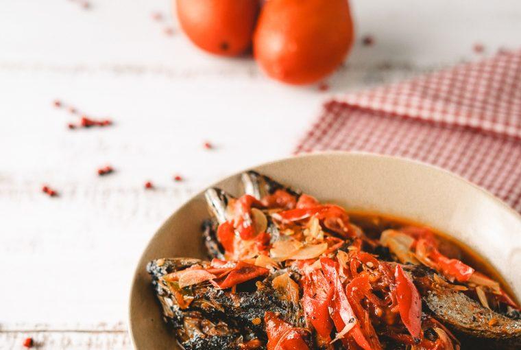 ikan pindang masak kecap